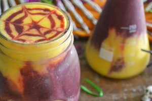 Mango Berry Antioxidant Smoothie