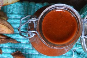 Vegan Buffalo Sauce