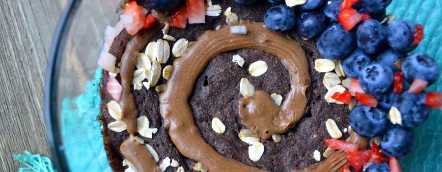 Vegan Protein Mug Cake